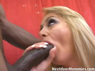 hawt businesswoman on a darksome dick