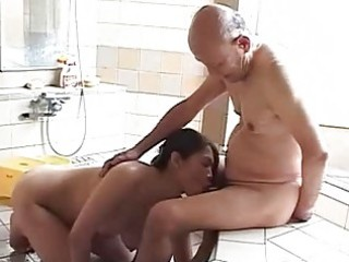 maki tomoda old dude and milf 2