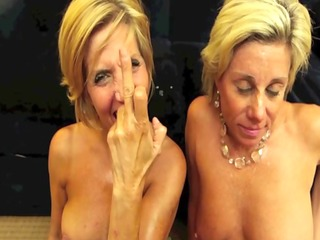 cougars and milfs acquire degraded 5 - cumpilation