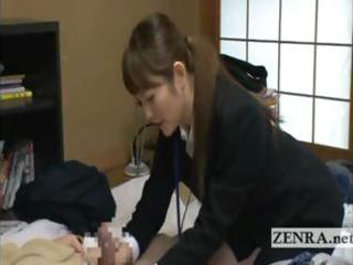 japan mother i sex-toy saleswoman gives old