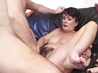 older and hairy creampie harlots