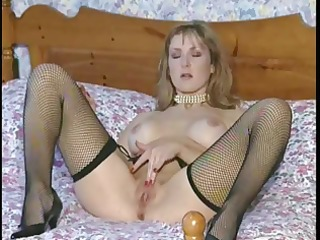 mandy is a young british housewife who loves to