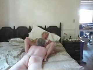 giving my 49 years blonde wife an agonorgasmos