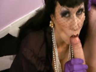 smokin cfnm fetish mother i in nylons jerking off