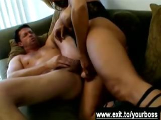 anal power of ding-dong milf simone