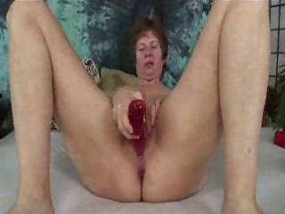 hairy granny with saggy melons