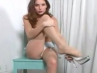 hawt d like to fuck undresses and masturbates