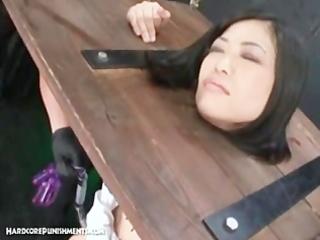 hardcore japanese punishment: momo #4