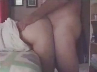 stud creampies his chubby wife