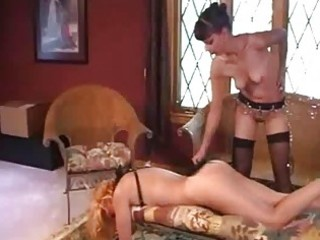 aged lesbo servitude and thrashing