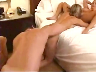 wicked golden-haired hotties brandi love and