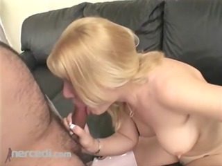 my wife swallows