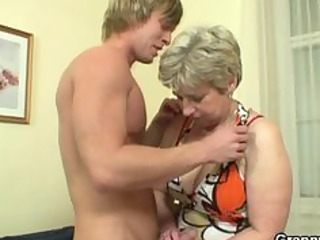 granny got her neighbours pounder