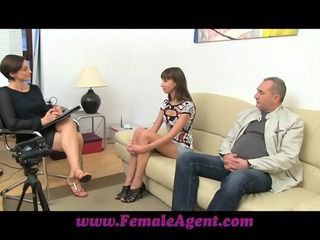 femaleagent enjoyment is my business