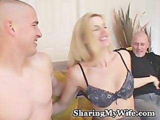 aged wife seeks youthful chap