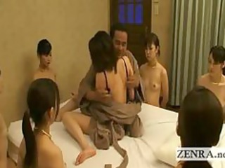 nudist slavery japan slaves turn on their old