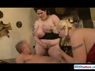 big beautiful woman older orgy
