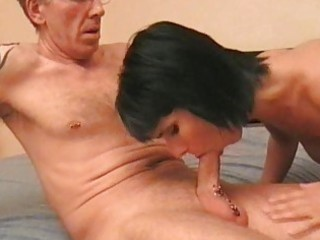 amateur mother i sucks and fuck a pierced cock at