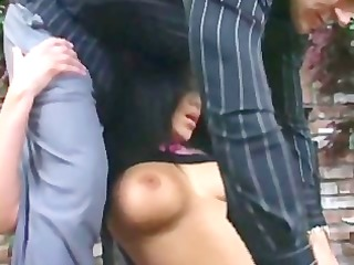 breasty jenaveve jolie fucking in hose with a