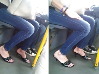 candid sexy feet &; shoes collection 10