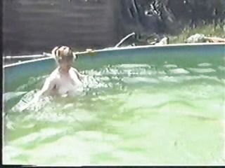 mature pair having sex in the pool part 1 wear