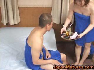 ayano musasaki older and charming