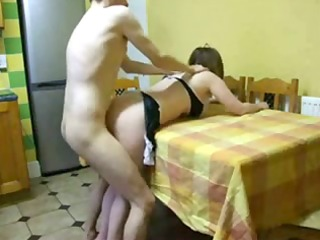 french wife drilled into wazoo