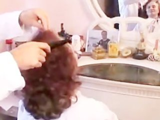 discover out why granny likes getting her hair
