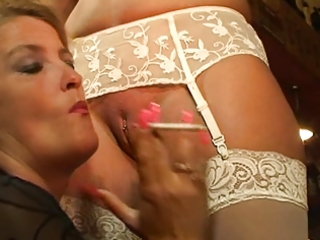 mature lesbo sex ( smokin fetish )