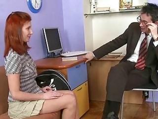 oral-service for older teacher