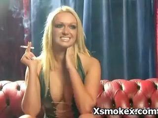auspicious smoking milf fetish fucking