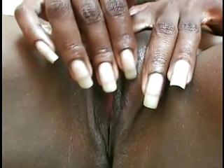 dark mama masturbation