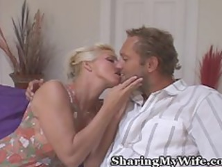 housewife desires old and youthful pecker