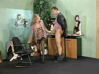 german office sex