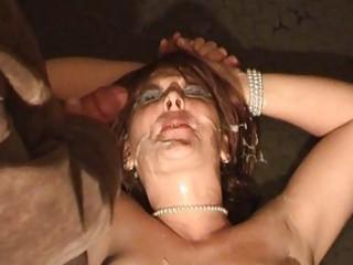 amateur wife outlandish bukkake fetish
