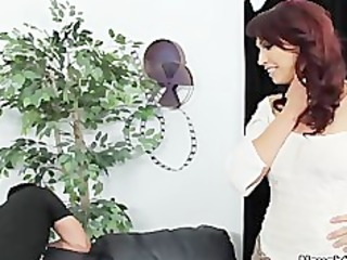 cougar with pierced clit, nicki hunter, fuck hung