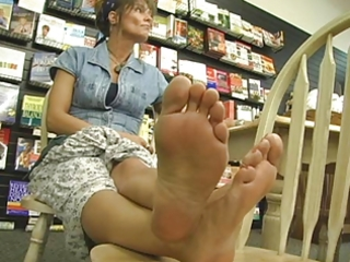 more hot older feet