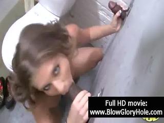 gloryhole - horny sexy breasty honeys love