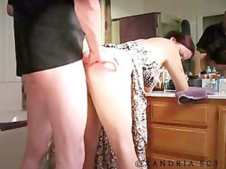 homemade non-professional painful anal