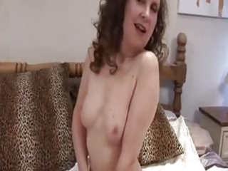 mama masturbates