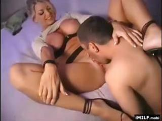 milf vicky vette mouth fucked