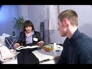 russian mature woman named rita fucks a stranger