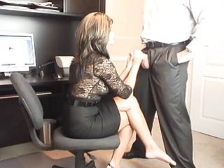 sexy mother i office oral-service