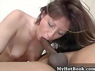 liza harper choking down biggest cock but not as