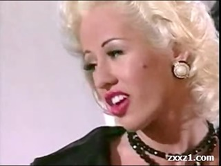 rich blond american mother i in nylons drilled