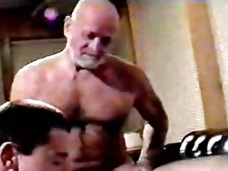 mature daddies fuck with youthful guy