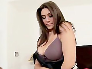 great milf masturbate previous to fuck