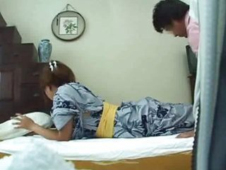 juvenile wife home massage part 5