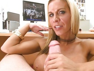 busty youthful milf gets nailed at her workplace