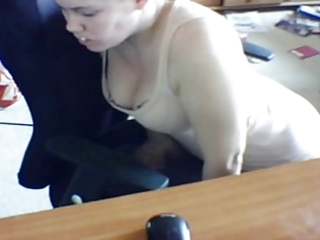 hidden cam wife humping chair and self tape love